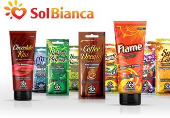 Крема для загара SolBianca